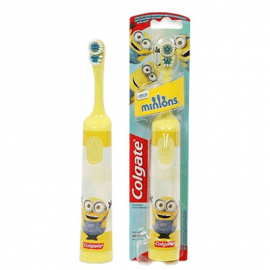 Colgate Minions Battery Toothbrush Kid Extra Soft