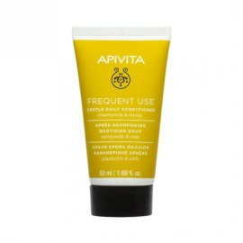 Apivita Hair Care Gentle Daily Conditioner all hair types chamomile & honey 150 ml