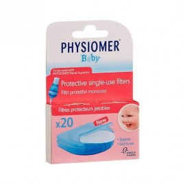 Physiomer Baby Single-use Filters 20 pics