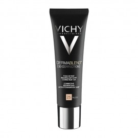 Vichy Dermablend 3D Correction foundation oil-free SPF25 25 Nude 30 ml