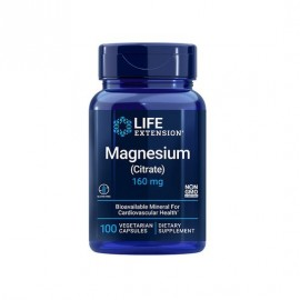 Life Extension Magnesium Citrate 160 mg 100 veg.caps