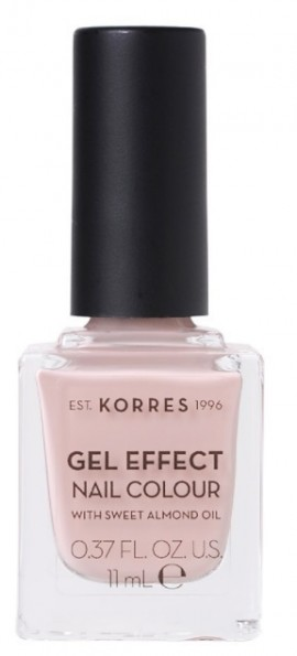 Korres Gel Effect Nail Colour 32 Cocos Sand 11 ml