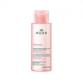 Nuxe Very Rose 3 Σε 1 Απαλό Νερό Micellaire 400 ml