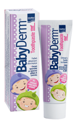 Intermed Babyderm Toothpaste Bubble gum 50 ml