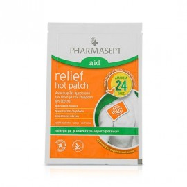 Pharmasept Aid Relief Hot Patch 1 pc