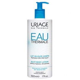 Uriage Eau Thermale Silky Body Lotion 500 ml