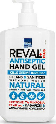 Intermed Reval Plus Natural With Vitamin A 500ml