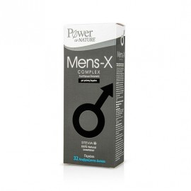 Power of Nature Mens-X complex 32 eff tabs